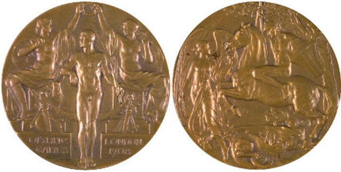 The Evolution of Olympic gold medals from the past 118 years 004