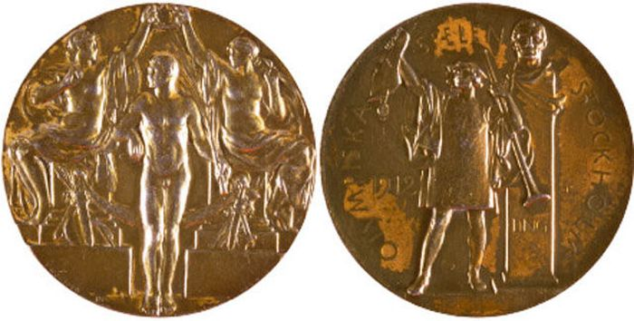 The Evolution of Olympic gold medals from the past 118 years 005