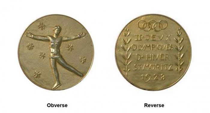 The Evolution of Olympic gold medals from the past 118 years 010