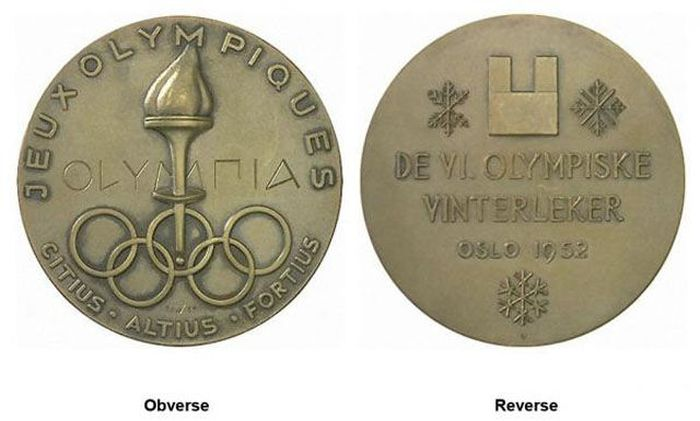 The Evolution of Olympic gold medals from the past 118 years 018
