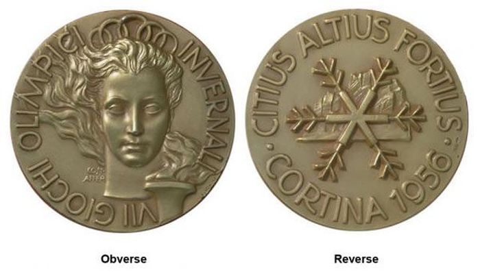 The Evolution of Olympic gold medals from the past 118 years 019