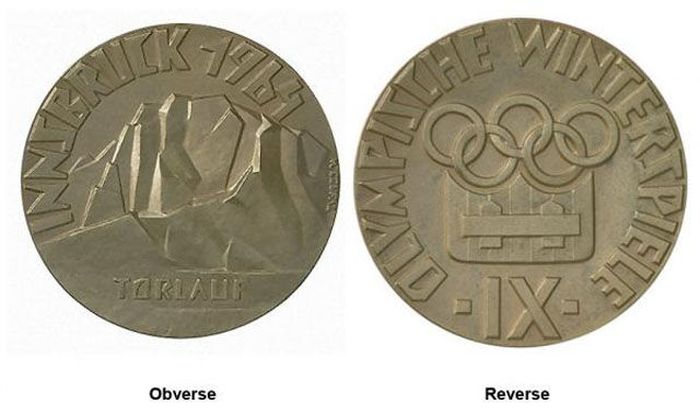 The Evolution of Olympic gold medals from the past 118 years 023