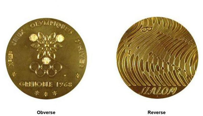 The Evolution of Olympic gold medals from the past 118 years 025