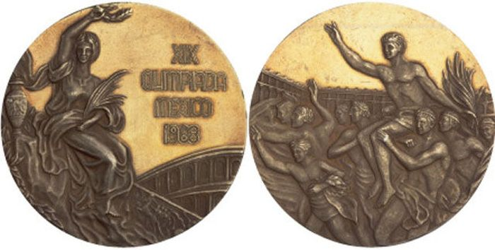 The Evolution of Olympic gold medals from the past 118 years 026