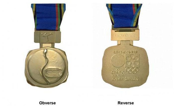 The Evolution of Olympic gold medals from the past 118 years 028