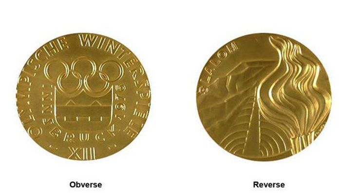 The Evolution of Olympic gold medals from the past 118 years 029