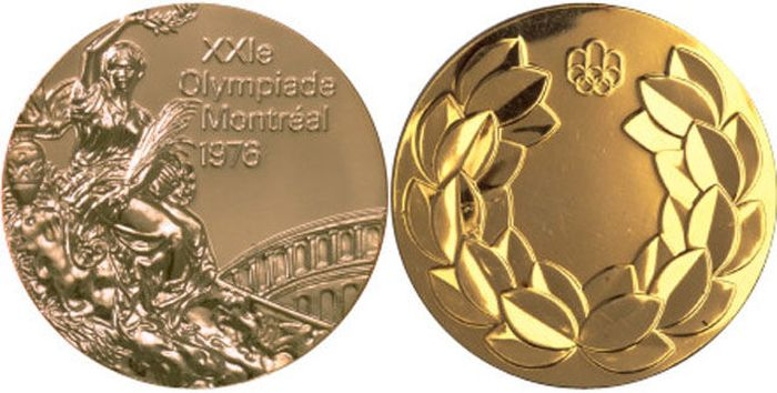 The Evolution of Olympic gold medals from the past 118 years 030