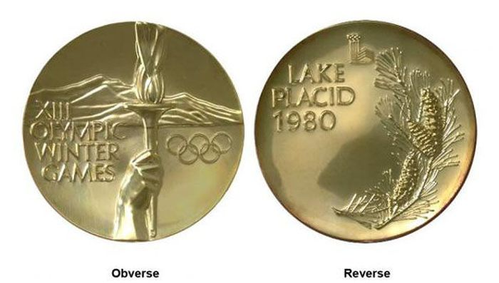 The Evolution of Olympic gold medals from the past 118 years 031