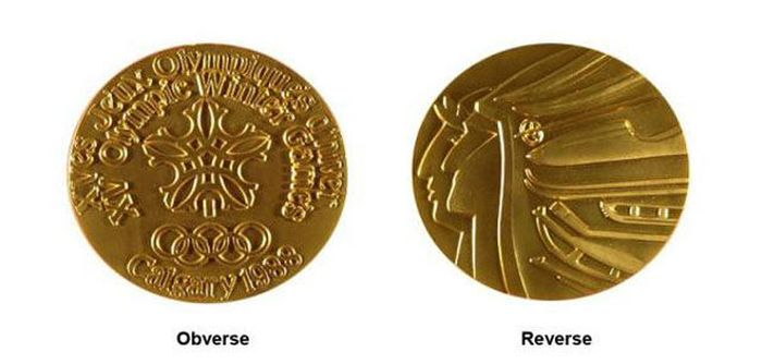 The Evolution of Olympic gold medals from the past 118 years 035