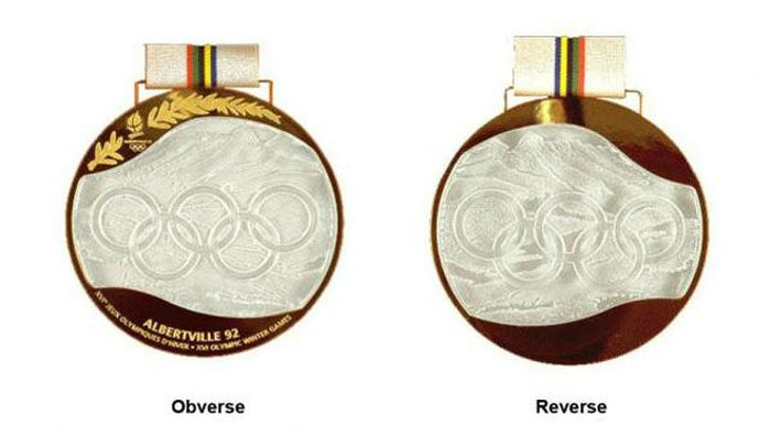 The Evolution of Olympic gold medals from the past 118 years 037