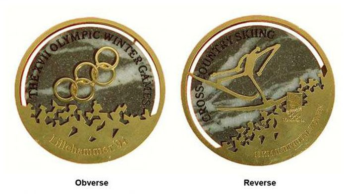 The Evolution of Olympic gold medals from the past 118 years 039