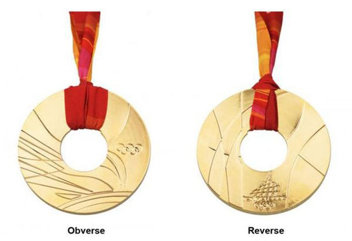 The Evolution of Olympic gold medals from the past 118 years 045