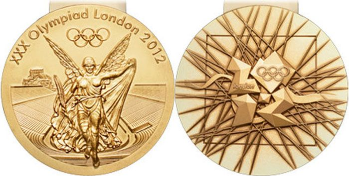The Evolution of Olympic gold medals from the past 118 years 048