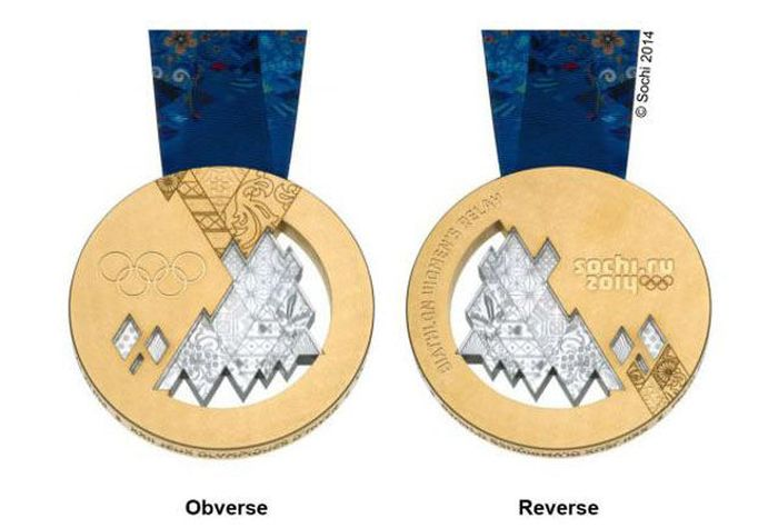 The Evolution of Olympic gold medals from the past 118 years 049