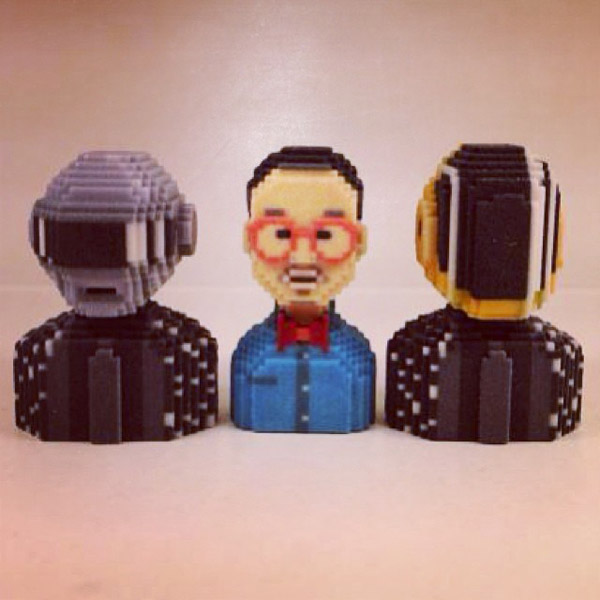 This App Lets You Create a Pixelated 3D Printed Avatar of Yourself 003