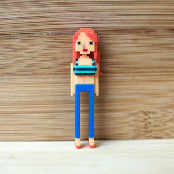 This App Lets You Create a Pixelated 3D Printed Avatar of Yourself 010