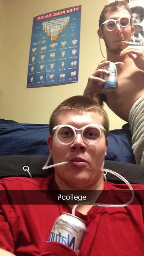 Welcome To College Life 011