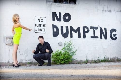 11 Engagement Photos That Will Make You Happy You're Single 008