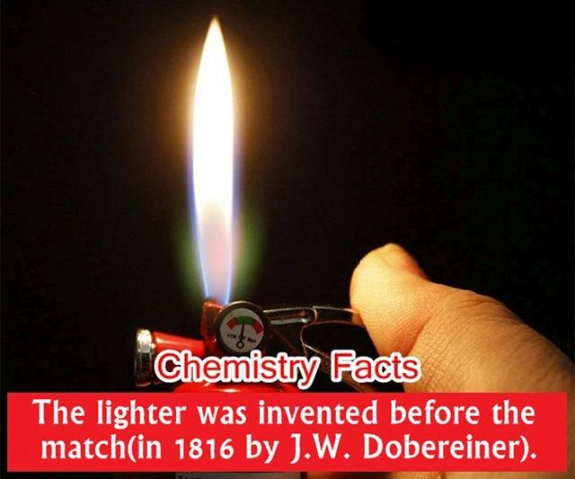 28 Interesting Chemistry Facts 011
