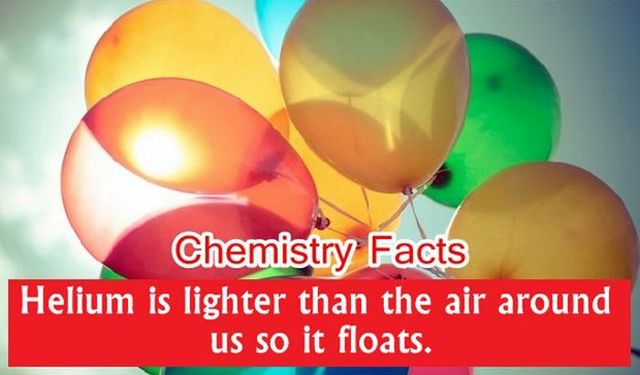 28 Interesting Chemistry Facts 013