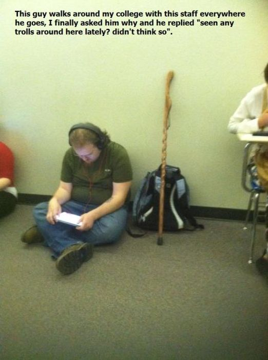 Funny Photos Of Students 017