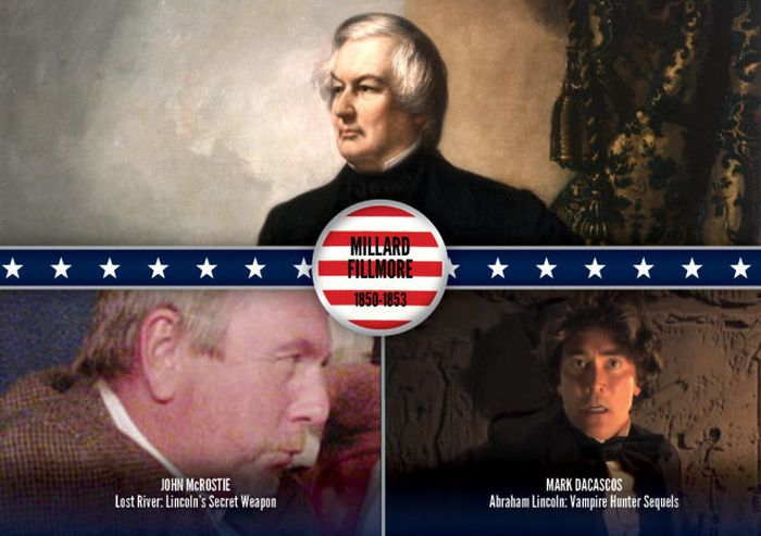 Presidents Portrayed in Movies 002