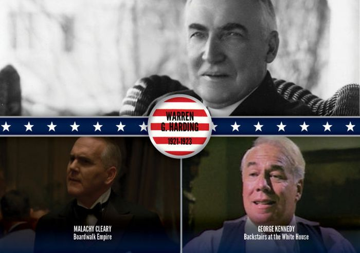 Presidents Portrayed in Movies 011