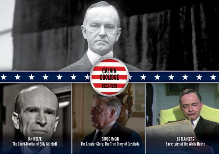 Presidents Portrayed in Movies 012