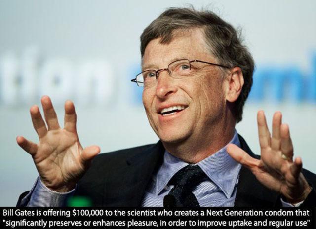 The Life of Billionaire Bill Gates 001