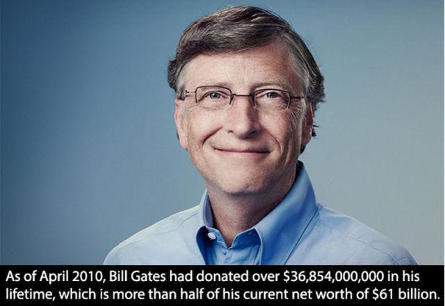 The Life of Billionaire Bill Gates 002