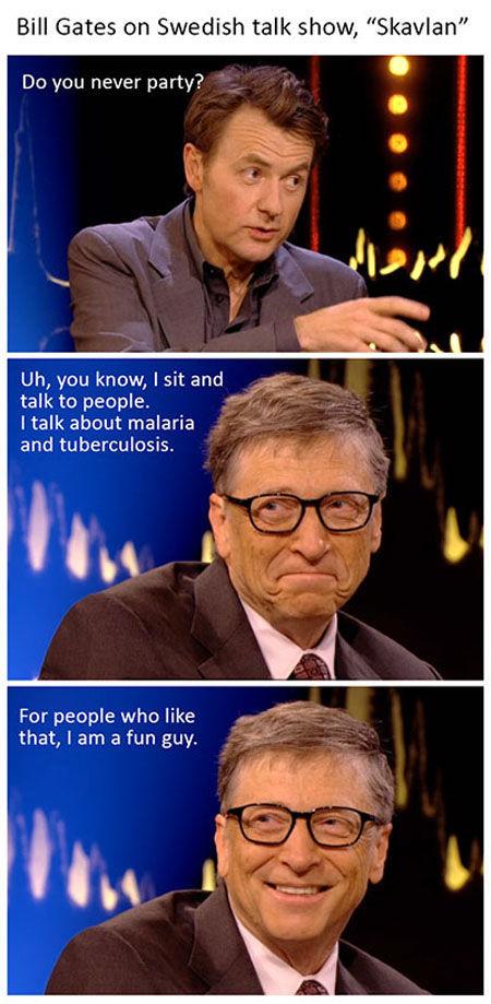 The Life of Billionaire Bill Gates 004