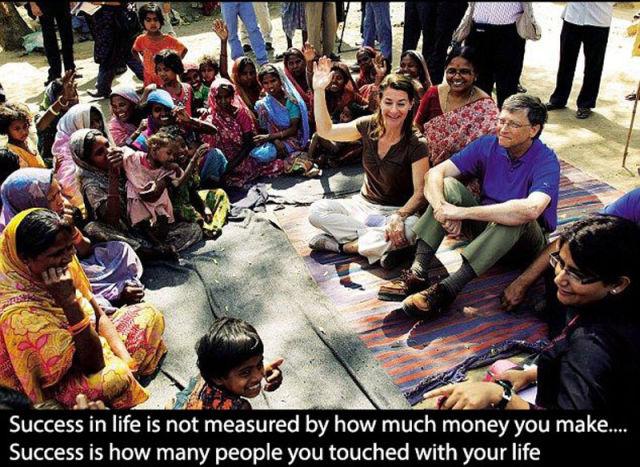 The Life of Billionaire Bill Gates 006