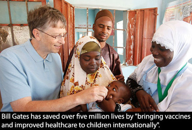 The Life of Billionaire Bill Gates 011
