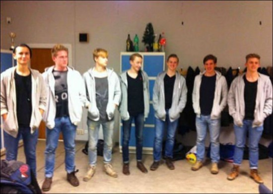 27 Photos of clones in real life 024