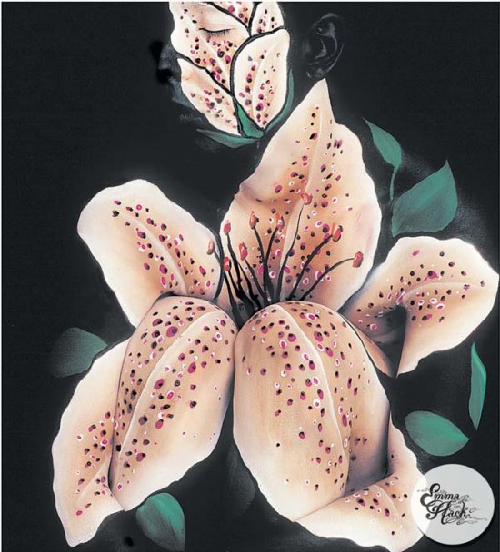 Lily art