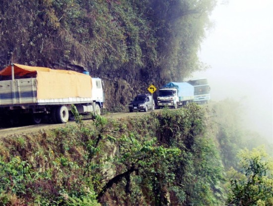 North Yungas Road, Bolivia1