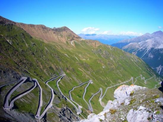 Stelvio Pass, Italy1
