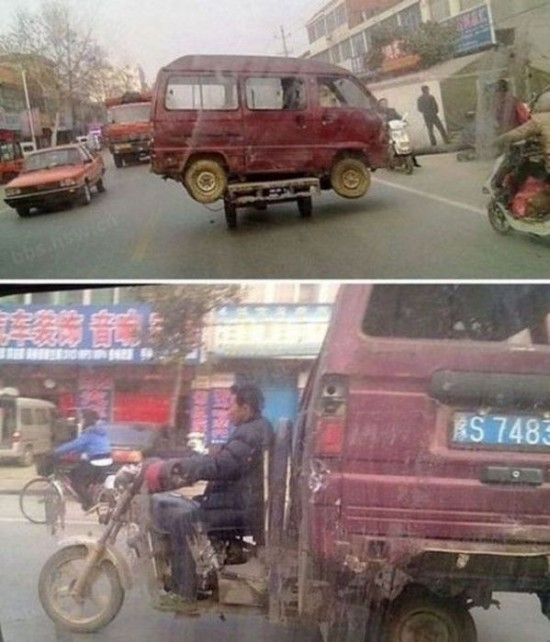 Things that you will see Only In Asia 018