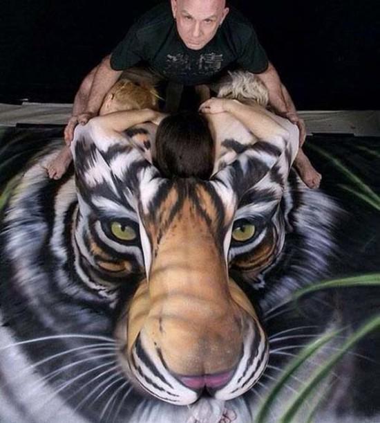 Tiger (3 people)