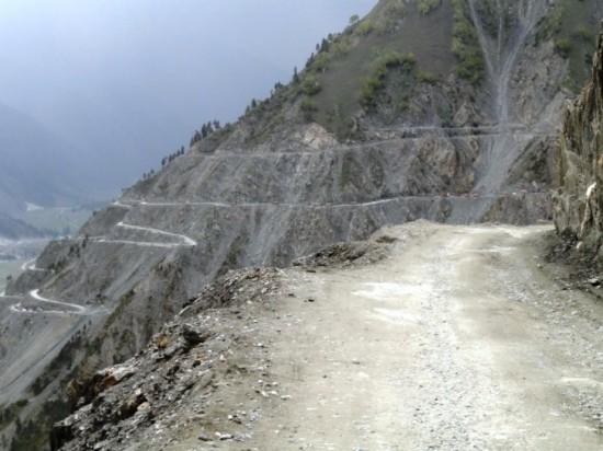 Zoji Pass, India