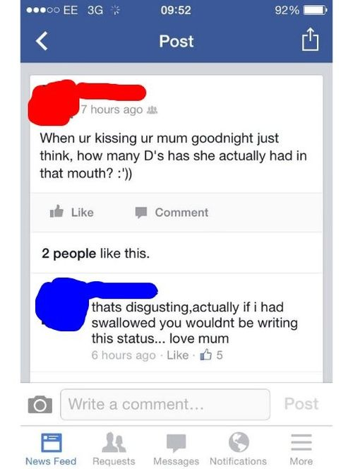 28 Facebook Fails and Wins 011