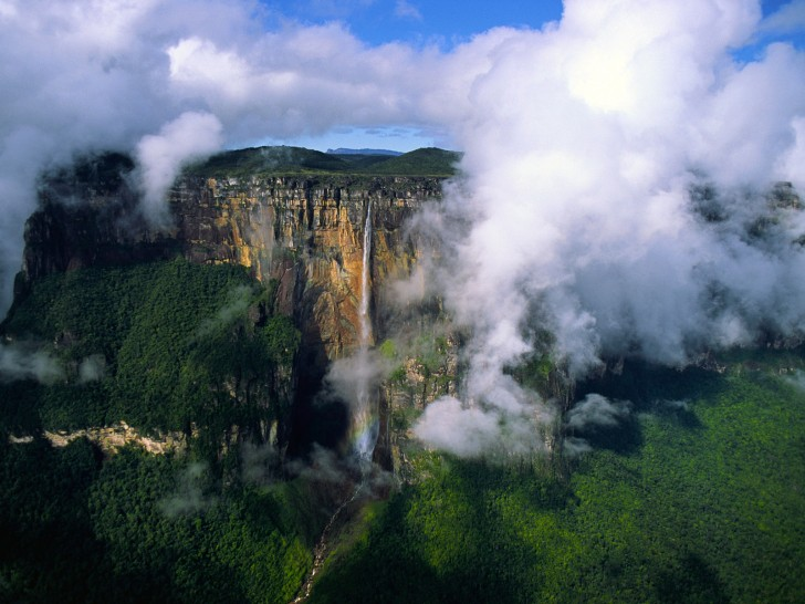 Angel Falls, Venezuela1