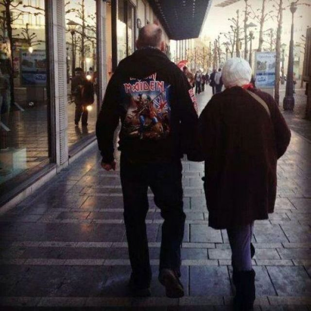 Cool Old People (18 Photos)
