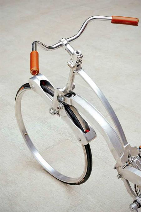 Foldable Bicycle by Italian engineer Gianluca Sada 005