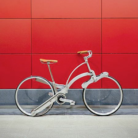 Foldable Bicycle by Italian engineer Gianluca Sada 006