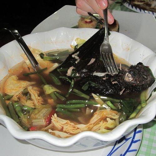 Fruit Bat Soup (Micronesia)