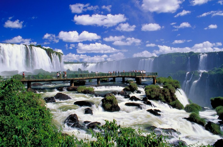 Iguazu Falls, Brazil Argentina