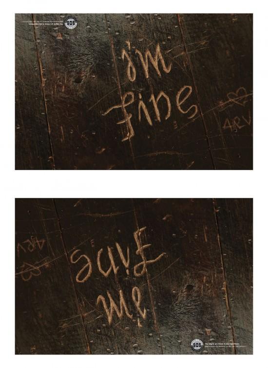 I'm Fine, Save Me