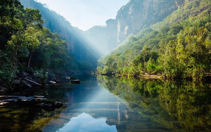 Jim Jim Falls, Australia1