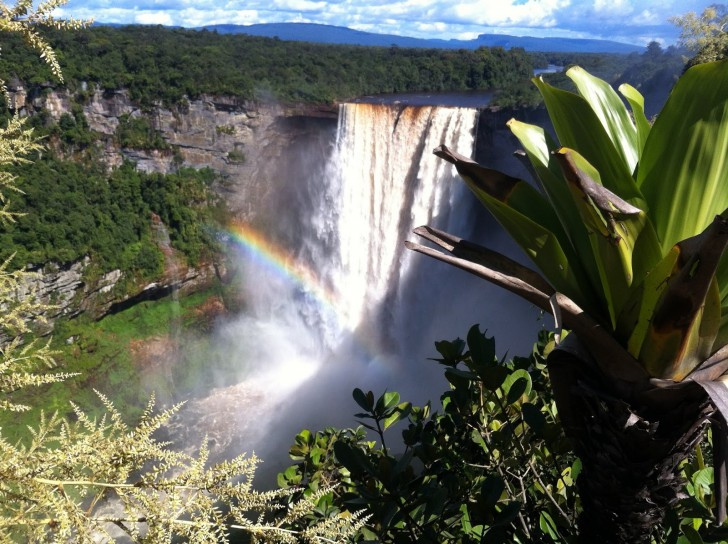 Kaieteur Falls, Guyana1